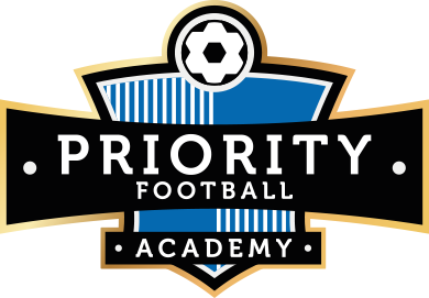 Priority Football Academy Footer Logo